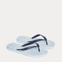 Sky Blue Bengal Flip Flops